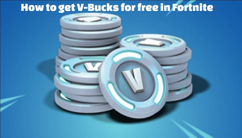 How to get V-Bucks for free in Fortnite